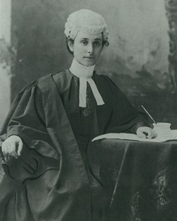 Photo of Ethel Benjamin